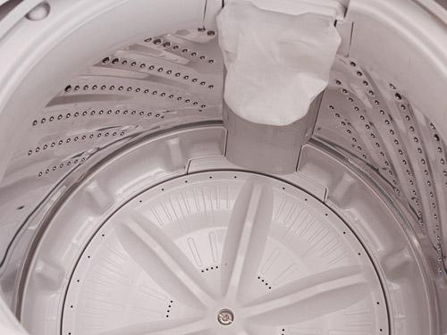 松下洗衣机的桶洗净