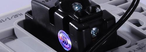 罗格朗(legrand)k5/31/1/2fn一位单极复位带灯开关 开关面板 开关插座