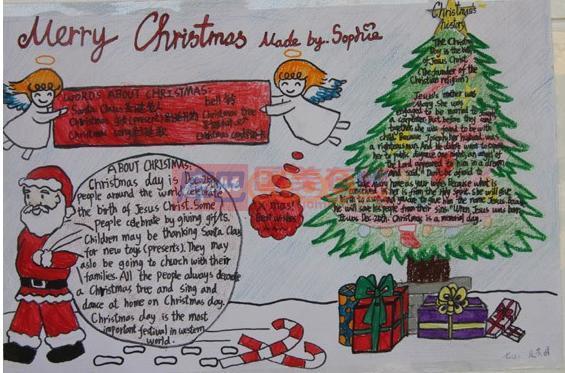 """圣诞老人的传说:   一位专门为好孩子在圣诞节前夜送上礼物的神秘人物。传说每到12月24日晚上,有个神秘人会驾乘由12只驯鹿拉的雪橇,挨家挨户地从烟囱进入屋里,然后偷偷把礼物放在好孩子床头的袜子里,或者堆在壁炉旁的圣诞树下。虽然没有人真的见过神秘人的样子,但是人们通常装扮成头戴红色圣诞帽子,大大的白色胡子,一身红色棉衣,脚穿红色靴子的样子,因为总在圣诞节前夜出现派发礼物,所以习惯地称他为""""圣诞老人""""。   圣诞快乐:   我想在你最高兴时说出我的心里话,浪漫的圣诞夜里机会来了,你高"""