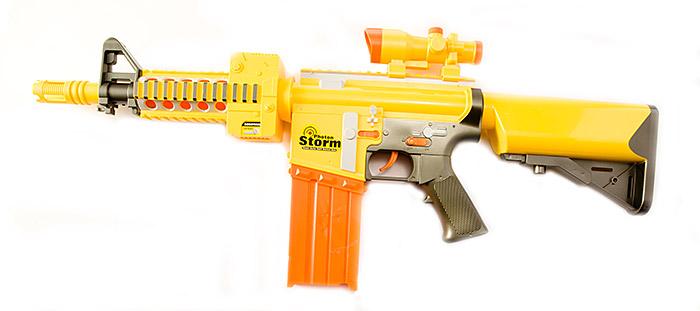 泽聪7006半自动仿真枪软弹枪