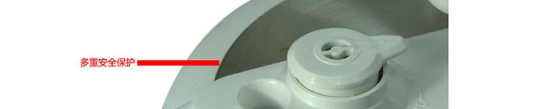 爱仕达(asd)旋钮式电压力锅ap-y5018d(5l)双控恒压